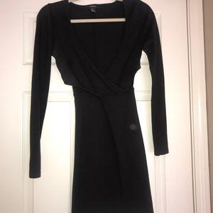 Black Mini dress!